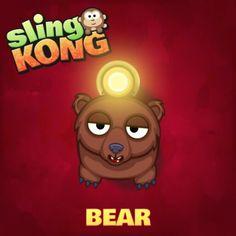 Slin Kong BEAR