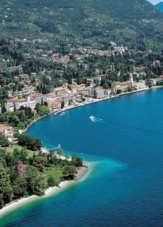 Lago di Garda this is where my Italian villa is!  I wish!