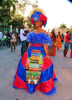 Carnaval des Fleurs// Haiti Tourism inc
