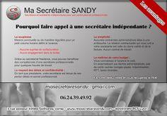 Ma Secrétaire Sandy (Poggioli Sandrine) - Google+