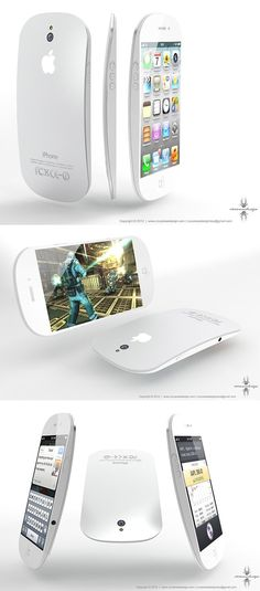 Could the next iPhone look like this                                                                                                                                                      More
