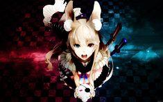 Girl Anime HD Wallpaper