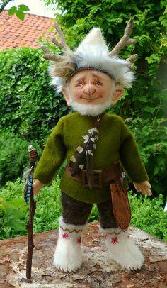 gnome by helenpriem, via Flickr