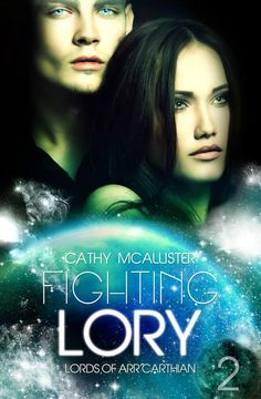Fighting Lory Lords of Arr'Carthian 2 von Cathy McAllister