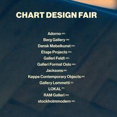 Chart Art & Design Fair öppnar nästa fredag 31/8 på Den Frie och Charlottenburg. Vi är med och hoppas att du kommer förbi oss på Den Frie.… Chart Design, Berg, Oslo, Charts, Contemporary, Personalized Items, Instagram, Kunst, Graphics