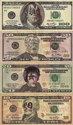 """Art Attacks! Online — """"Defacement of currency is a violation of Title..."""