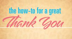 Thank you notes are so important in the business world. How-to write a good, Thank YOU! - DRIVE Livestock
