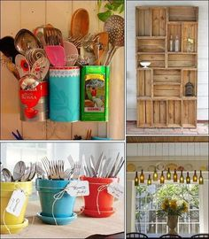 #Upcycle projects galore!