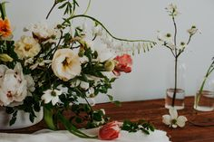Thuya Studio is a full-service wedding florist and creative design studio available for events, editorial and environmental design in Toronto, Hamilton, Niagara and Muskoka. Environmental Design, Still Life, Creative Design, Mood, Table Decorations, Spring, Wedding, Home Decor, Valentines Day Weddings