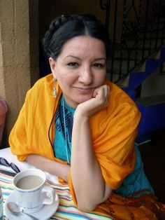 of my favorite authors:Sandra Cisneros - The House On Mango Street, Sandra Cisneros, I Feel Good, Actors, Famous Women, Role Models, Image, Inspiring Women, Inspiring People