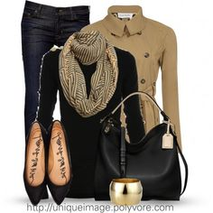 27 Casual and Cozy Combinations for Fall