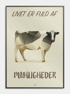 Muhligheder - Hipd.dk - sjove jokes og ordspil på plakater
