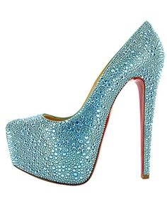 Christian Louboutin - look at that curve! by elise