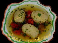 SUPA CLARA DE PASARE Soup, Soups