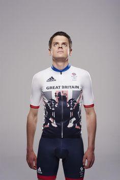 Team GB kit for Rio 2016 - Jonny Brownlee