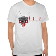 Beat of the music t-shirt from #Ricaso