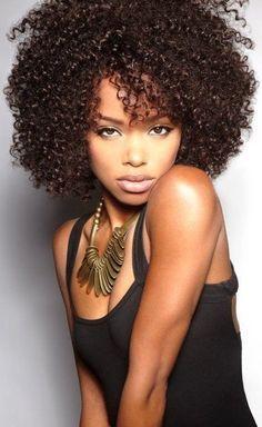 She has beautiful curls! www.talktresses.com