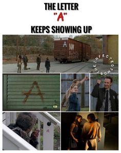 OMG WHAT?! The Walking Dead is NOT PRETTY LITTLE LIARS