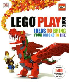 Along with the Yoda Chronicles Book DK Publishing was kind enough to send me a copy of the LEGO Play Book, a sequel of sorts to their 2011 LEGO Ideas Book. In a nutshell the LEGO Play Book is aweso. Dk Books, Lego Books, Dino Lego, Modele Lego, Dk Publishing, Lego Challenge, Lego Gifts, Lego Builder, Fans