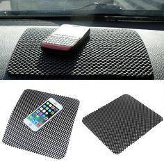 자동차 대시 보드 끈적 패드 매트 안티 미끄럼 가젯 휴대 전화 GPS 홀더 내부 아이템 액세서리 뜨거운 판매
