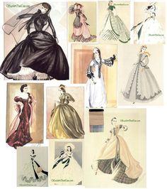 diseño vestiario peliculas -