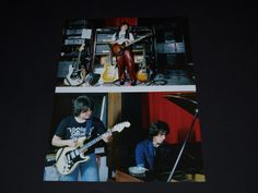 Die Bay City Rollers mit Alans Comeback in Montreux 6 tolle Doppelposter | eBay