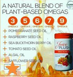 Juice Plus Omegas