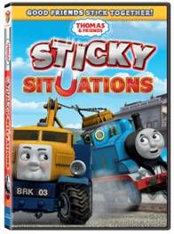 Thomas & Friends Review and Giveaway