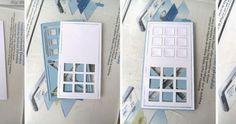 Hier vind je wat van mijn Tips & Tricks met mallen en papier! Hopelijk kunnen jullie er iets mee voor jullie eigen kaarten en creaties.  Moc...