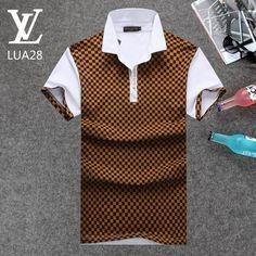 b2e2c4ae05fd Louis Vuitton POLO shirts men-LV61821A