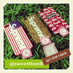 Supreme iphone 5 case, IDR140.000
