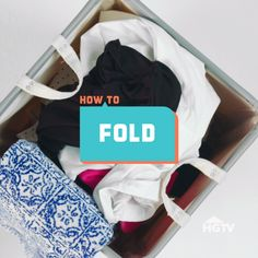 Better Ways to Fold Your Laundry Hacks Diy, Cleaning Hacks, Folding Fitted Sheets, Buzzfeed Video, Folding Laundry, Laundry Hacks, Hacks Videos, Kids House, Organizer