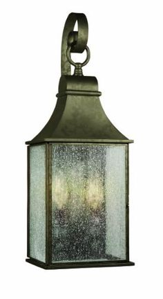 World Imports 61308-06 Revere Collection Outdoor 2-Light Wall Lantern, Flemish by World Imports Lighting. $144.18. From the Manufacturer                Being one of our best selling outdoor collections, the Revere collection can add sophistication to the outside of your home. Water Seedy glass and a Flemish finish.                                    Product Description                We continue to add to this best selling outdoor collection. Water Seedy glass.