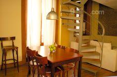 enjoy BA from this beautiful duplex loft in San Telmo.