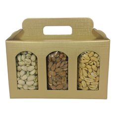 Assorted Nut Gift Box, Multicolor