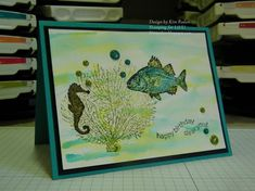 Mashin' Up By the Tide by berlycece - Cards and Paper Crafts at Splitcoaststampers