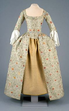 """This is a dress that Elizabeth may have worn when she went out of the house or when guests came to visit. She did take care in her appearance. """"She had dressed with more than usual care"""" (Austen 248). This quote was an example used in the description of the project."""