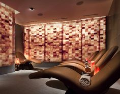 Salt room- spa @aria ashton ashton, Las Vegas