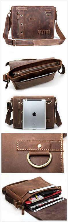 The most popular #men's #bag on pinterest    <3  http://eliteleatherbags.bigcartel.com/