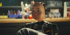 Is the World Ready for RoboChild, the Unnerving Star of TurboTax's Super Bowl Ad? Lipps Inc, Marketing Innovation, Dry Humor, Steven Spielberg, Artificial Intelligence, Teaser, Ads, Star
