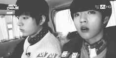 Myungsoo and Sungyeol are so cute! Infinite Members, L Infinite, Kim Myungsoo, Akdong Musician, Korean Shows, U Kiss, Kpop Guys, Lee Sung, To Infinity And Beyond