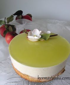 Cake Recipes, Dessert Recipes, Desserts, Sweet Bakery, Just Eat It, Food Tasting, Cheesecakes, Vanilla Cake, Cake Decorating