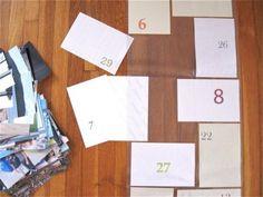 photo advent calendar