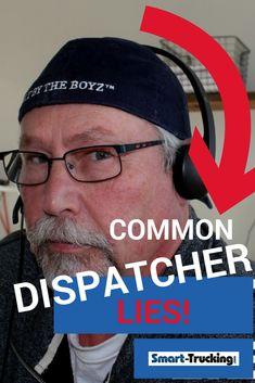 The Most Common Lies Dispatchers Tell Truckers Truck Dispatcher, Truck Driving Jobs, Truck Drivers, Truck Living, Trailer Storage, Chevy Diesel Trucks, Popular Articles, Big Rig Trucks, Semi Trucks