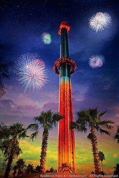TAMPA, FL (12 de junho de 2015) - O Busch Gardens e o Adventure Island, os dois parques da família SeaWorld Parks & Entertainment na cidade de Tampa, na...