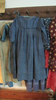 Prim Blue Dress