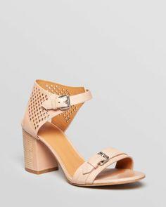 MARC BY MARC JACOBS Block Heel Ankle Strap Sandals  Bloomingdale's