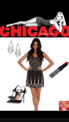 This week's Broadway look...Chicago!