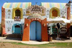 Anakato Nubian Houses, Aswan, EGYPT