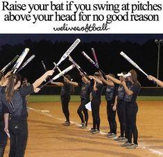 Funny Softball Quotes, Softball Cheers, Softball Stuff, Softball Pictures, Softball Things, Cheer Stuff, Softball Drills, Fastpitch Softball, Softball Decorations